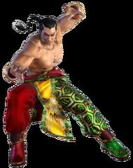 Tekken 5 Feng Wei