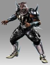 Tekken Tag Tournament 2 Armor King II