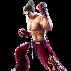 Tekken (Mobile) Kazuya Mishima 1