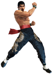 Tekken 5 Marshall Law