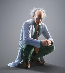 Tekken Tag Tournament 2 Dr. Bosconovitch