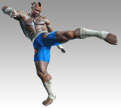 Tekken Tag Tournament 2 Bruce Irvin