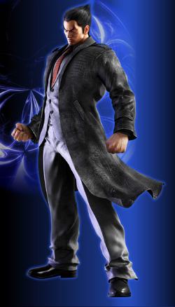 Tekken 7 Kazuya Mishima 2