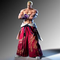 Tekken 7 Fated Retribution Geese Howard