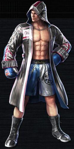 Tekken 7 Fated Retribution Steve Fox