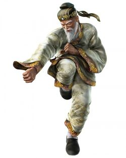 Tekken 6 Bloodline Rebellion Wang Jinrei