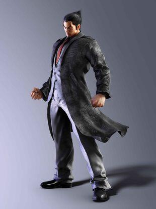 Kazuya Mishima Tekken Wiki Fandom Powered By Wikia
