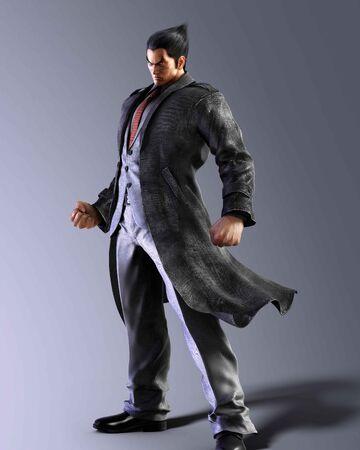 Kazuya Mishima Tekken Wiki Fandom