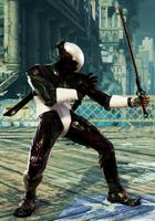 Yoshimitsu Tekken7 Fundoshi
