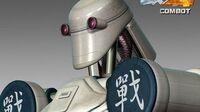 Tekken 4 - Combot Ending