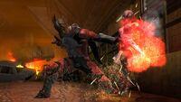Lars Alexandersson versus Alisa Bosconovitch - Tekken 6 Bloodline Rebellion - 2
