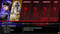 Tekken 7 Season 3 plans