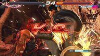 Tekken 7 - E3 2016 Gameplay 2