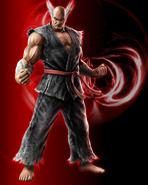 Heihachi T7