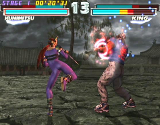 Tekken Kunimitsu Unmasked - #traffic-club