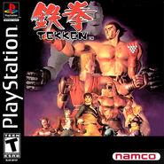 Tekken 1 game cover