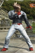Tekken6 Lars P2 Outfit