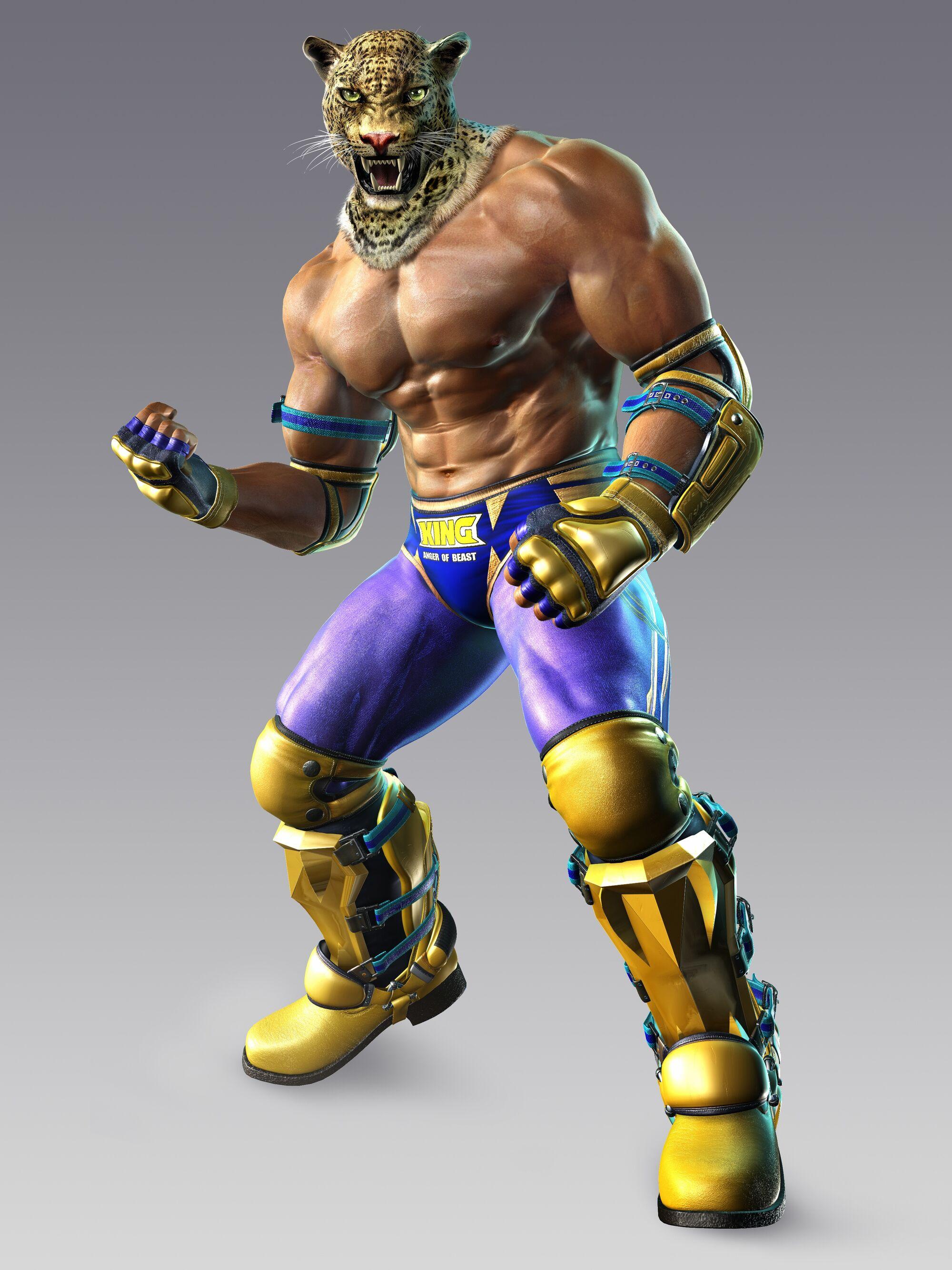 Snap Video Tekken King Tekken Wiki FANDOM powered by Wikia ...