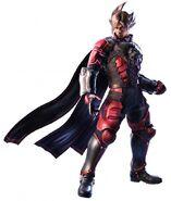 Lars Alexanderson - Tekken 6 Bloodline Rebellion