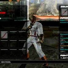 Customize Tekken Wiki Fandom