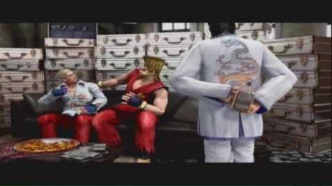 Tekken 6 Marshall Law Ending