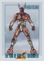 Heihachi Tekken 4 Art 2