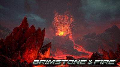 T7 Stage - Brimstone And Fire
