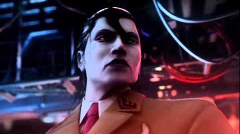 Tekken 5 DR - Sergei Dragunov ending - HD 1080p