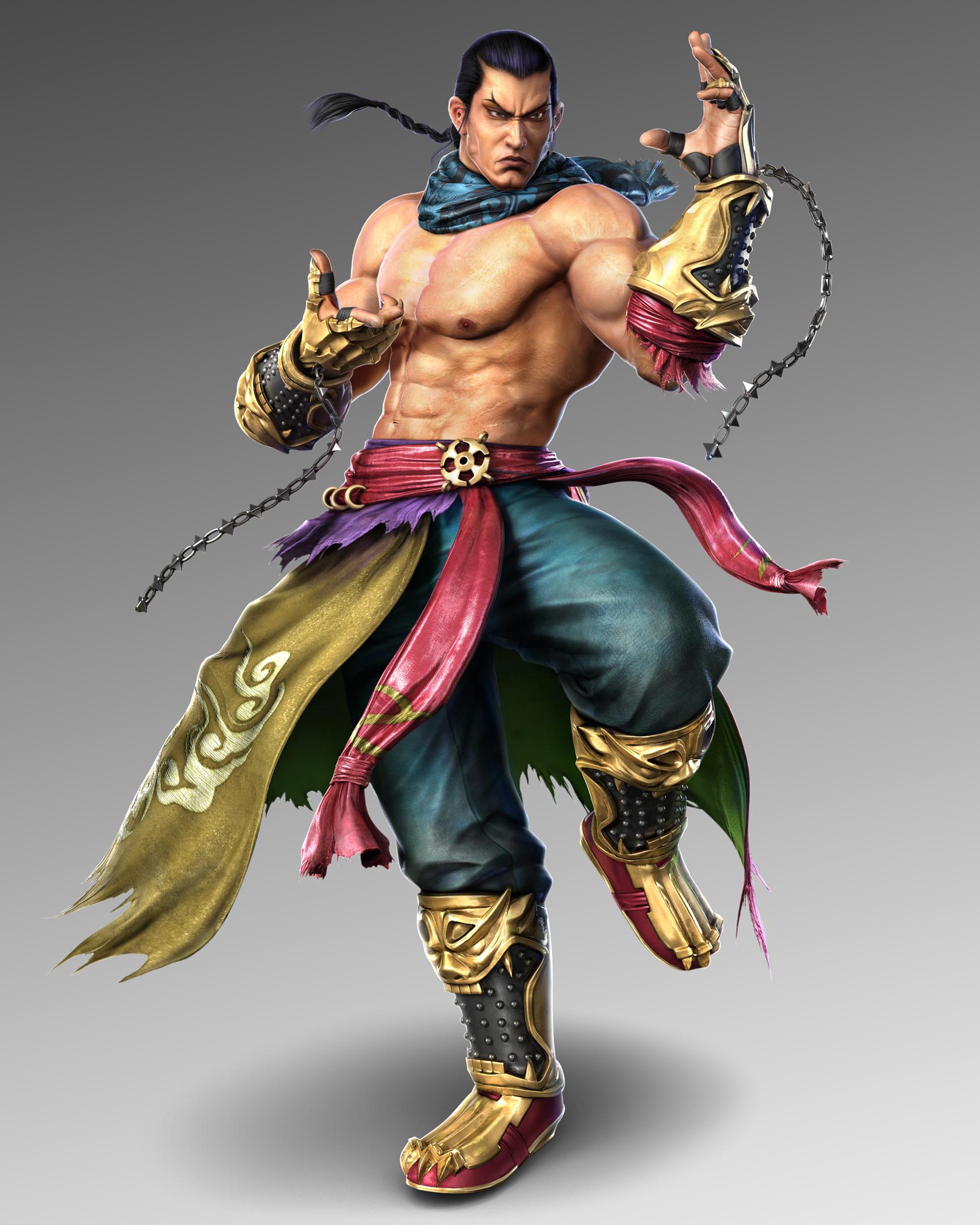 Feng Wei Tekken Wiki Fandom