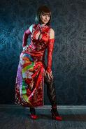 Anna williams tekken 6 cosplay by gabardin 2