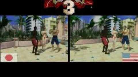 Tekken 3 Anna Williams - Alternate Ending