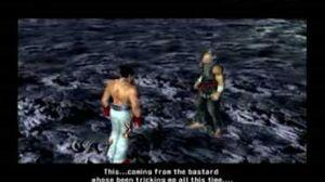 Tekken 5 Kazuya Interludes