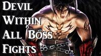 Tekken 5 Devil Within - All Boss Fights