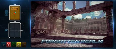 03 Forgotten Realm menu screen
