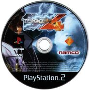Tekken ps2 cd eu