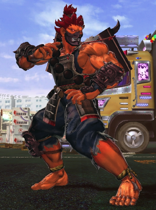 street fighter 5 akuma costumes