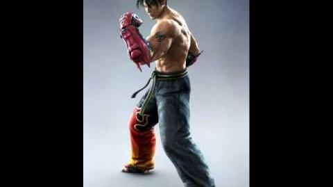 Jin Kazama-Tekken Tag Tournament 2 - Far East Mix (Hall of Judgement)