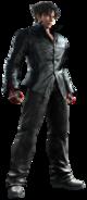 Jin Kazama CG Art from TekkenBloodVengeance