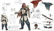 NuevoPersonaje de Tekken 7