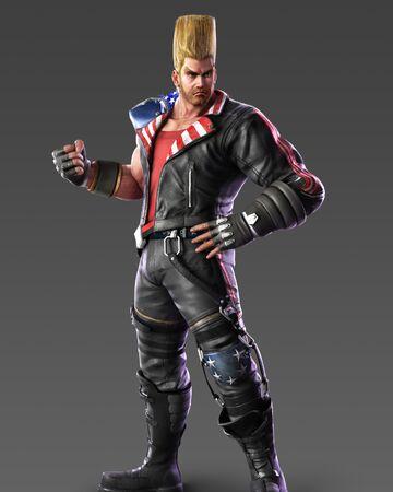 Paul Phoenix Tekken Wiki Fandom