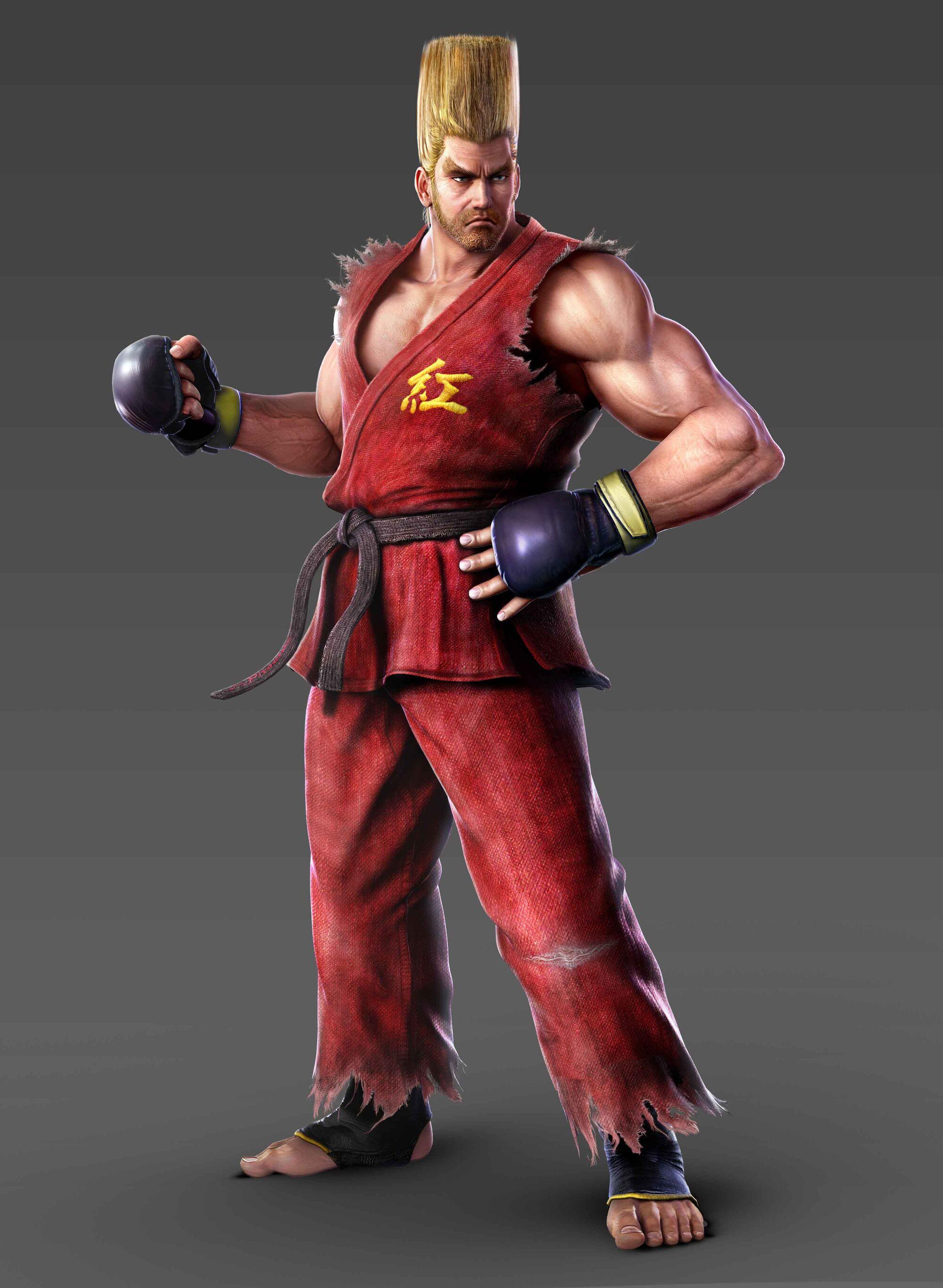 Paul Phoenix   Tekken Wiki   FANDOM powered by Wikia