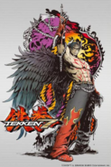 Artwork Devil Jin