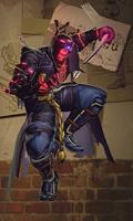 Street Fighter X Tekken Yoshimitsu Alternate Outfit