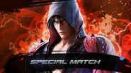 T7 Jin Kazama preview special match