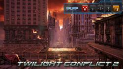 T7 stage - twilight2