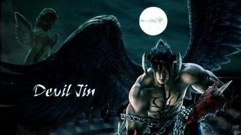 Tekken Tag Tournament 2 Devil Jin's Arcade Ending