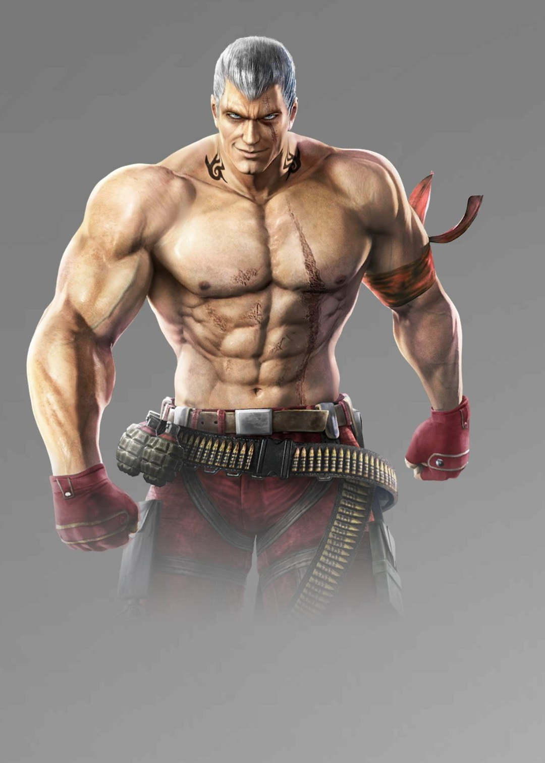 Bryan Fury Gallery Tekken Wiki Fandom