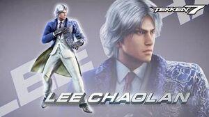 Tekken 7 – Lee Chaolan Violet Reveal Trailer XB1, PS4, PC