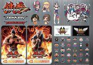 Tekken 7 Personajes