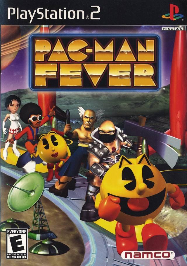 Pac-Man Fever   Tekken Wiki   FANDOM powered by Wikia